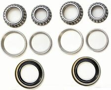 Front Wheel Bearing & Seal Set For 1996 Ford F-150 F150 (4WD 4x4)