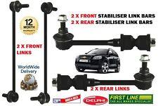 Pour CHEVROLET CAPTIVA 2007-2011 2x Front + 2 arrière stabilisateur link bar rod set