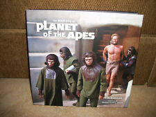 NEW! The Making of the Planet of the Apes 2018 HARDCOVER Rinzler w/ SLIPCOVER