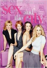Sex and the City - The Complete Third Season ( New DVD