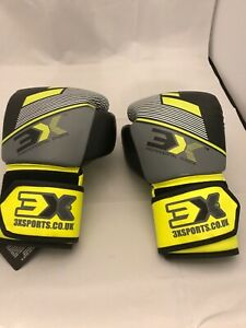 3x Pro Choice Boxing Gloves 12oz