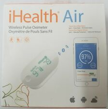 iHealth Air Pulse Oximeter for Apple and Android
