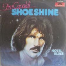 "7"" 1980 KULT & RARE IN MINT- ! JIM CAPALDI : Shoe Shine"