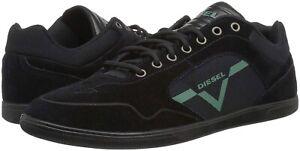 Diesel Men's Casual Shoes Happy Hours S-AARROW Sneaker Y01499-P1273-H6572 Black