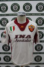 maglia calcio shirt maillot camiseta trikot TOTTI ROMA TG XL 2001/02 NO RIPRODUZ