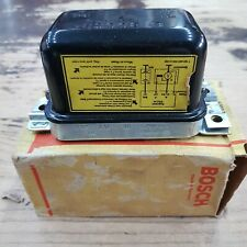 MERCEDES 190SL 300SL  W120 PONTON Voltage regulator BOSCH 14V 30AMP NEW NOS