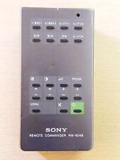 Genuine Original Vintage Sony Tv Telecomando rm-604b lo stesso giorno spedizione