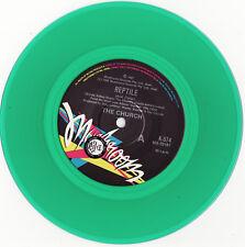 THE CHURCH - REPTILE Ultrarare 1987 OZ only GREEN Vinyl PROMO Single Release! EX