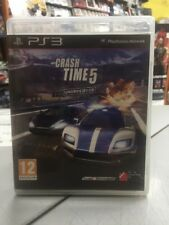 Crash Time 5 Undercover Ita PS3 USATO GARANTITO