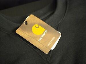 Carhartt K124 Crewneck Sweatshirt - Größe M - UNGETRAGEN - Pullover
