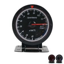 "2.5"" 60mm Car Vehicle Exhaust Gas Temperature EGT Exhaust Temp Gauge LED"