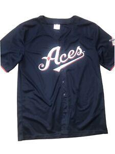 Blue  Reno Aces  Jersey