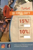 2 Romwe Offers 15% Off $109+10% Off $59 No Expiration