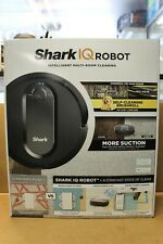 New Sealed - Shark Iq Robot Vacuum R100, Wi-Fi Connected, Home Mapping Rv1000