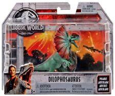 Jurassic World caído Reino ataque Pack Dilophosaurus Dinosaurio Parque De Juguete Nuevo
