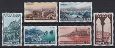 ITL131) Italy set of 6, 1953 Tourist Publicity, MUH