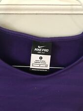 Nike Dri Fit Long Sleeve Cold Gear Top