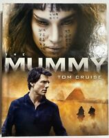 The Mummy (Blu-ray + DVD) w/ Collectible Graphic Novel