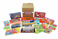 AMERICAN IMPORT CANDY SELECTION BOX. 35 ITEMS Jolly Rancher, Swedish Fish, Nerds