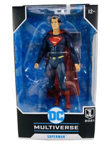 McFarlane DC Multiverse Superman Zack Snyder Target Exclusive Justice League