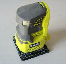 RYOBI 18-Volt ONE+ Cordless 1/4 Sheet Sander (Tool-Only) P440 *Used*