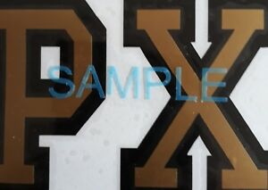 PX Vespa Lambretta Scooter Camper Van Decal Sticker