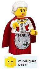 hol048 Lego 10245: Santa's Workshop - Mrs. Claus Minifigure Christmas Special
