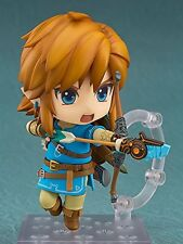 Nendoroid The Legend Of Zelda Link Breath Of The Wild Ver. Action Figure