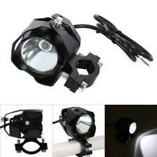 4-85V DC T6 Motorcycle LED Driving Headlight Fog Lamp Spot Light with Lampshade