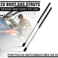 PAIR REAR TAILGATE GAS STRUTS BOOT HOLDER LIFTER FOR FORD FOCUS HATCHBACK