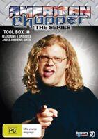 American Chopper: The Series - Tool Box 10 = NEW DVD R4