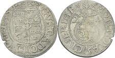 Dreipölker 1624 Schweden Riga Gustav II. Adolf von Schweden, 1626-1632 #FB171