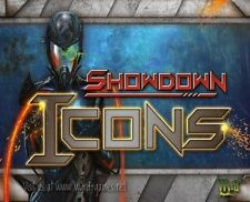 Wyrd Games: Showdown Icons (New)