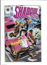 Shadowman #18 | Very Fine+(8.5) | Archer and Armstrong Crossover | 1992 Series