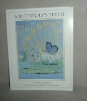 A Butterfly's Teeth by Lampo Jr., Albert Signed by Author