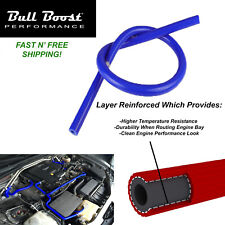 10mm 38 Id Vacuum Silicone Hose Racing Line Pipe Tube 3 Feet Per Order Blue Fits Chevrolet
