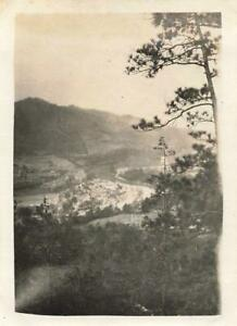 LOT/3 1920 HOT SPRINGS Photos VIEWS from ROUND TOP Spring Creek  NORTH CAROLINA