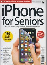 iPhone for Seniors Volume 18 Spring 2019 User Guides