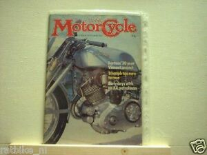 CLASSIC MOTORCYCLE 1981-OKT/NOV 3 ISSUE,VINCENT,TRIUMPH,BSA,NORTON