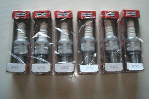 6 x Champion Zündkerzen N7YC Mercedes-Benz W107 W108 W111 W114 W115 W116 W123