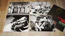paul naschy LA VENGEANCE DE LA MOMIE ! photos presse argentique cinema epouvante