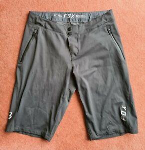 """Fox Attack Water MTB Cycling Shorts - 32"""""""