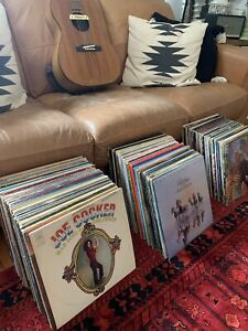 $5/ea Vinyl Records LPs Rock/Country/Classic/Folk Pick & Choose (VG Or Better)