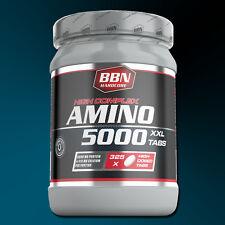 27,37€/kg Best Body Hardcore Amino 5000 325 Tabs Amino Power Tabletten