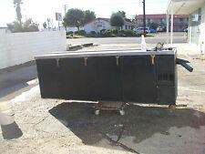 """Back Bar Cooler, 108"""", Glass Tender, 115V, Vlaves,Gauges Etc, 900 Items Ebay"""