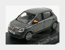 Renault Twingo 2019 Lunaire Grey Orange NOREV 1:43 NV517418