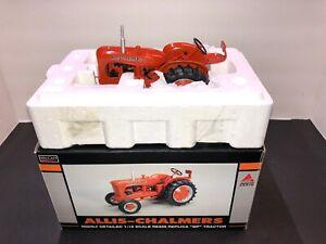 Allis Chalmers WF Orange Spectacular 2010 Show Tractor