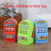 1Pc funny toys slot machine mini toy lucky jackpot for kids gift  lj