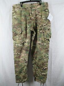 Multicam Pants Large Regular USGI Army FRACU 8415-01-598-9870 ACU OCP NWT