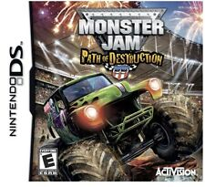 Monster Jam: Path of Destruction -- Limited Edition K'NEX Micro Monster Jam...